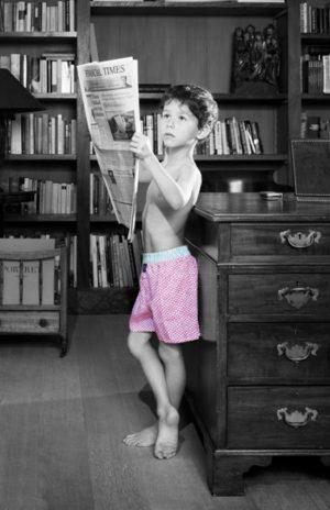 McAlson boxershorts voor kinderen