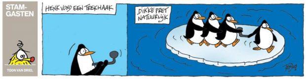 Trekhaak - Stamgasten Van Driel