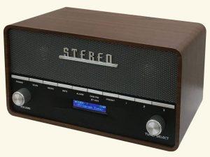 Retro DAB radio