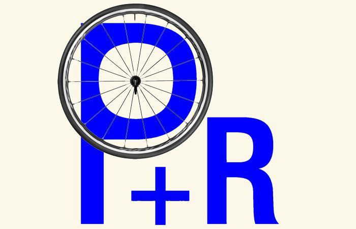 Parkeren met fiets - P+R(adler)