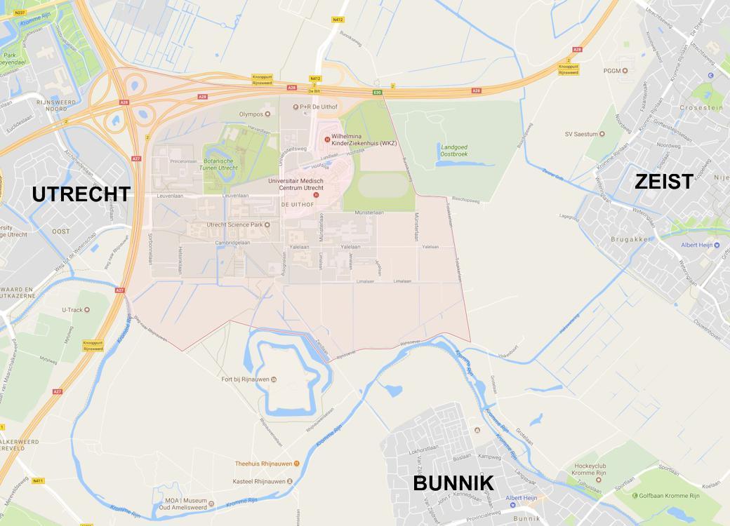 annexatie rondom Utrecht