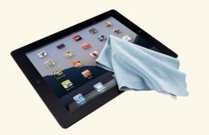 microvezeldoekje voor iPad