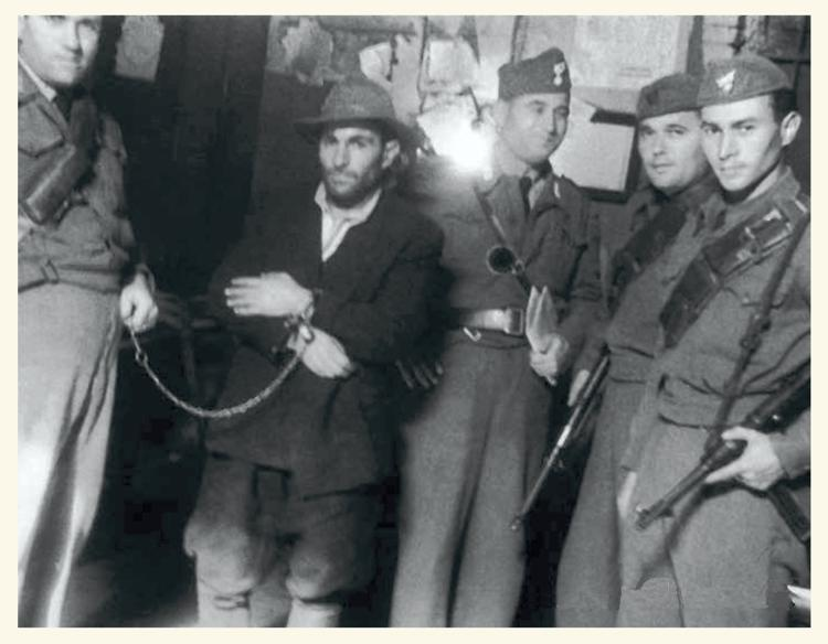 arrestatie Ernesto Picchioni - monster van Nerola
