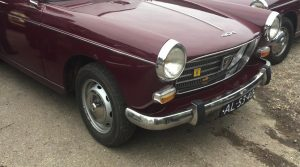 Peugeot 404 jubileumdag vereniging