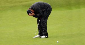 Bewegingsstoornis golferitus yips