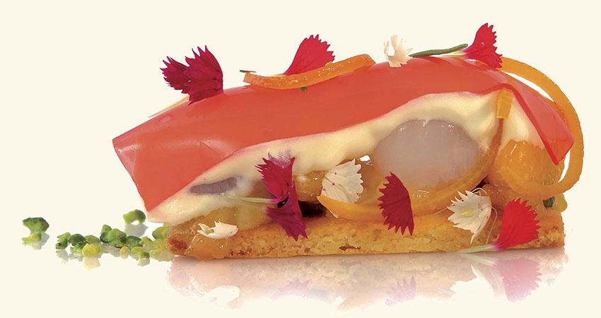 patisserie - Dragon Cake van Jordi Puigvert