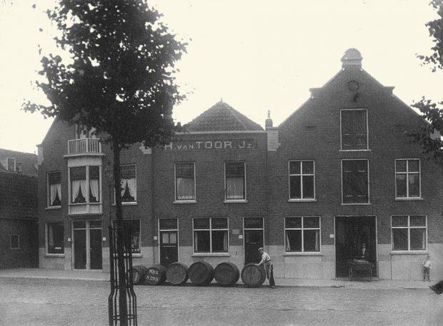 Schelvispekel van Toor 1920