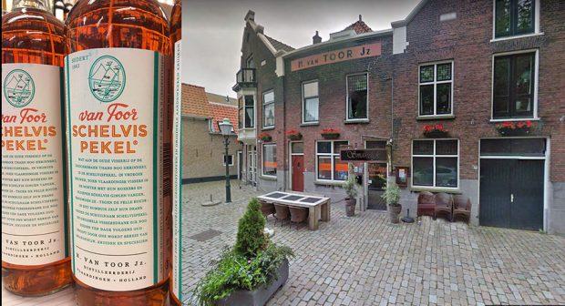 Schelvispekel en distilleerderij Van Toor