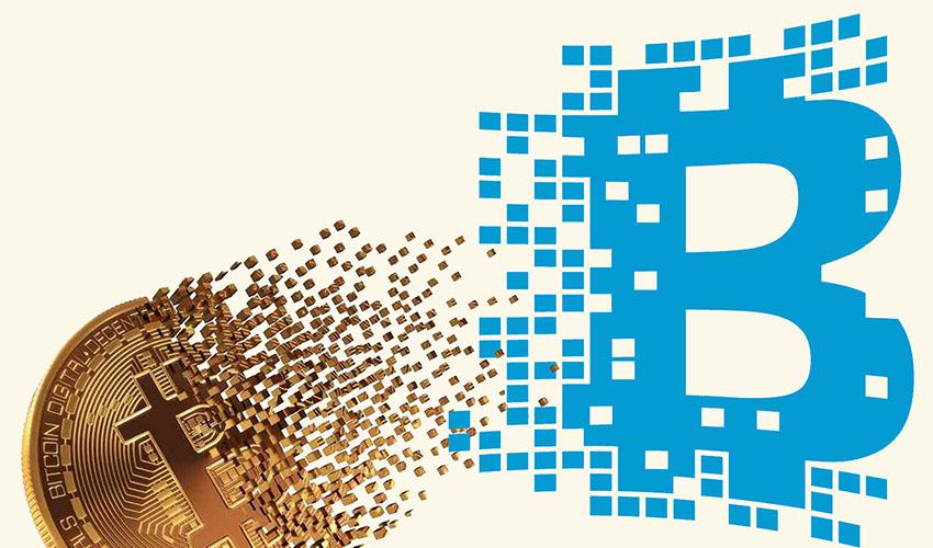 bitcoins en blockchain