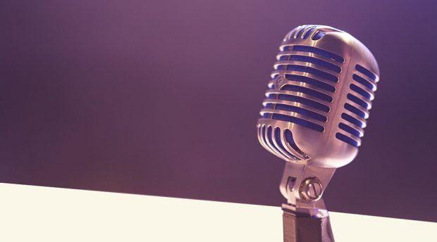 geluid, microfoon en articuleren