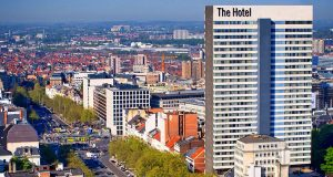 Flash Fiction - Hotel in Brussel