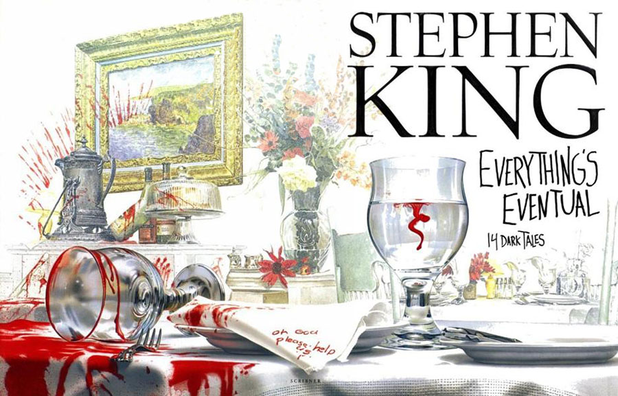 Stephen King - met onze oren zien