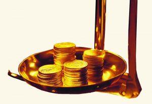 goede ideeën zijn goud waard