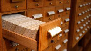 archief, archieven en archiefkast