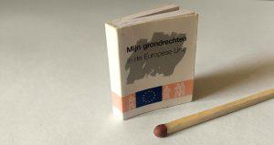 Miniatuurboekje Europese Unie