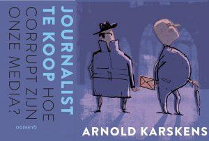 Journalist te koop - boek Arnold Karskens