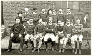 Oudste voetbalvereniging - bij wisselspelers