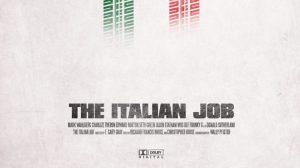 Pete Majarich - fraaie filmposters Italian Job