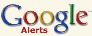 Google Alerts RSS logo