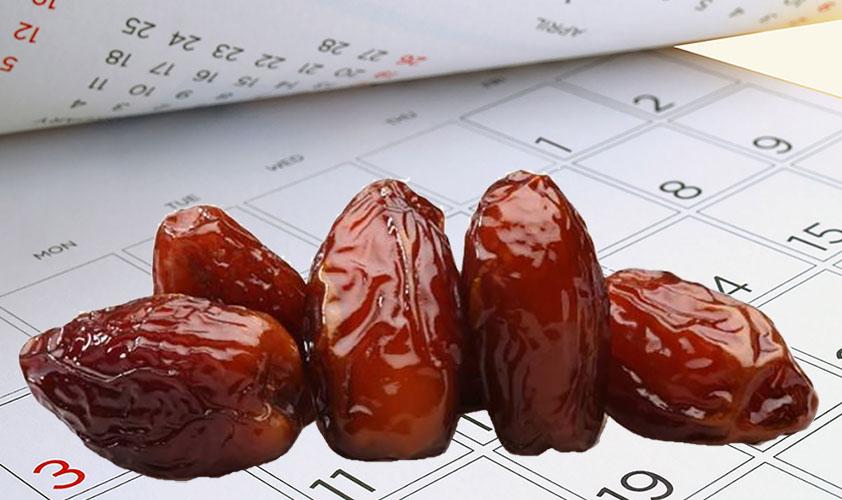 Dadels en een date maken