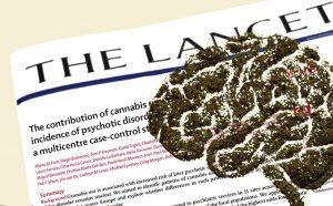 Media en overschrijven, bijv. cannabis en psychose