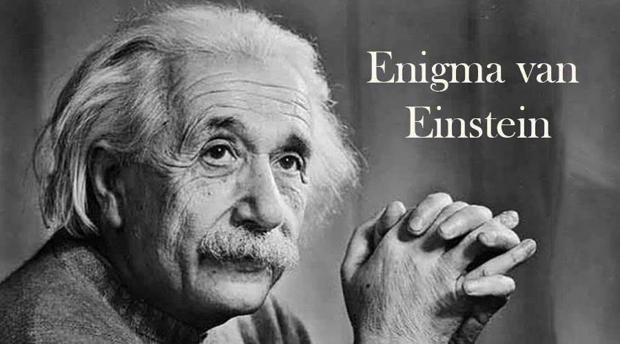Enigma van Einstein