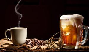 Smaakverschillen tussen koffie en bier