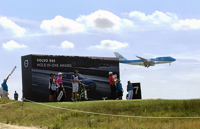 KLM Open finaledag