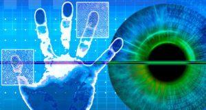 wachtwoorden beter dan biometrische gegevens