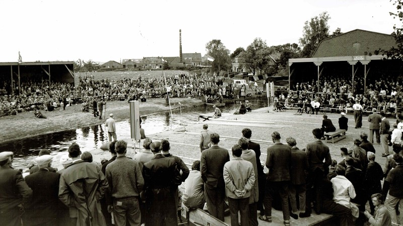 Fierljeppen 1957