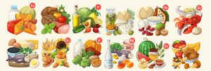 8 mineralen die je lichaam nodig heeft