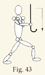 wandelstok vechttechniek ledepop