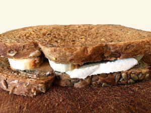 Broodje variant met meer smaak