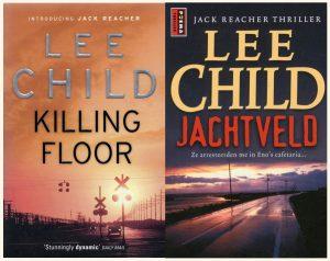 Boeken vertalen - Lee Child