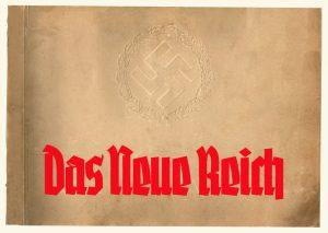 Nazi-Duitsland plakplaatjes