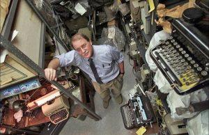 Peter Tytell - forensisch document onderzoeker