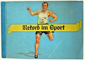Verzamelalbum van Greiling uit 1934