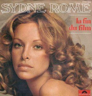 Sydne Rome - hoesje van single