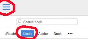 Naar epub converteren van Amazon e-books