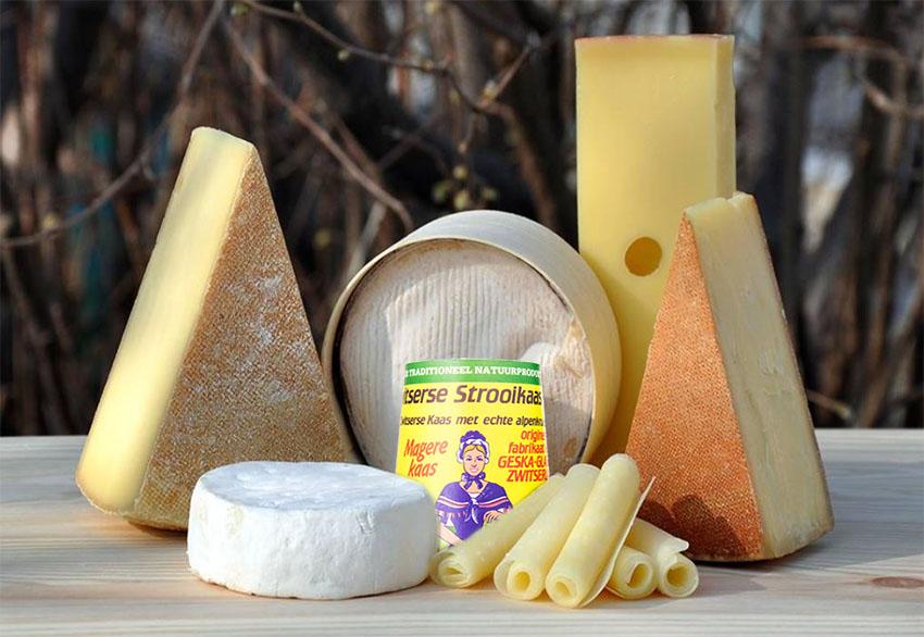 Zwitserse kaas, Schnabziger
