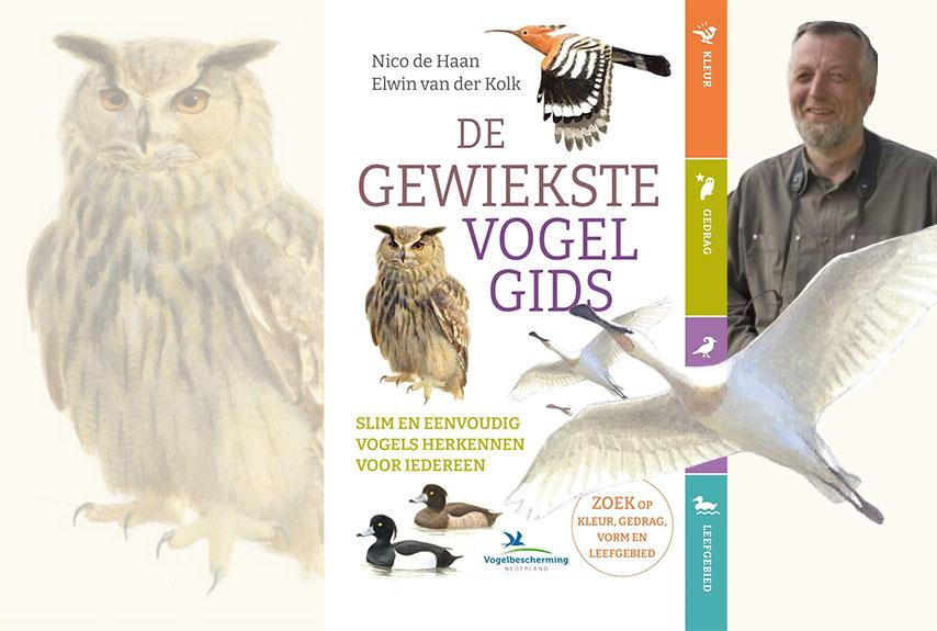 Vogelgids Nico Haan