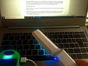 Mijn UV-C apparaat